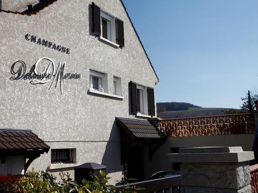 Champagne Delouvin-Moreau - Notre maison - Vandières